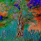 Tree of joy2 by Loredana Messina