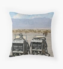 Stovepipe Wells 2 Throw Pillow