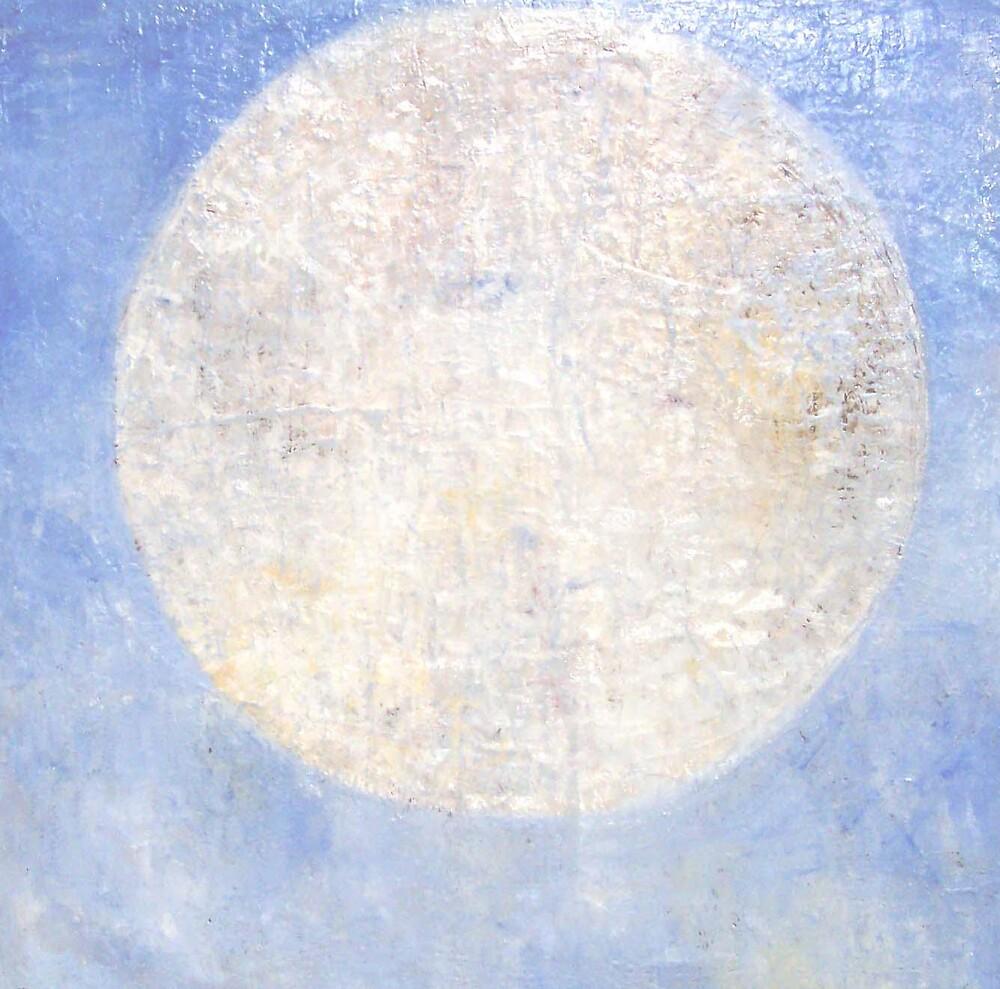 Moon Study 1 by Hannahmercedes