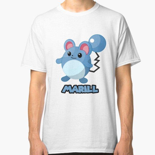 Marill Pokemon T-Shirts | Redbubble