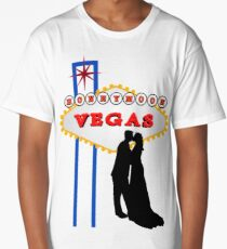 Vegas Honeymoon Long T-Shirt