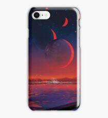 NASA JPL Exoplanet Travel Bureau: TRAPPIST-1e iPhone Case/Skin