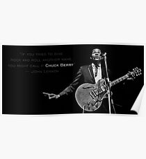 Rock and Roll Legend Poster