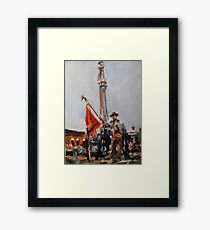 Veterans Day Framed Print