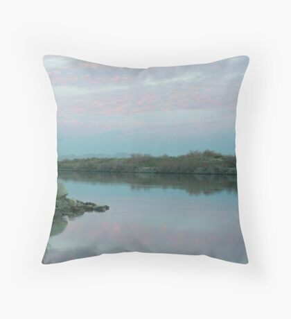 Topock Throw Pillow