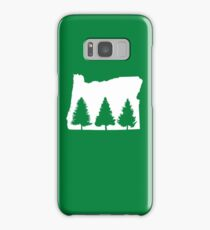 Oregon .... It's the hipsters! Samsung Galaxy Case/Skin