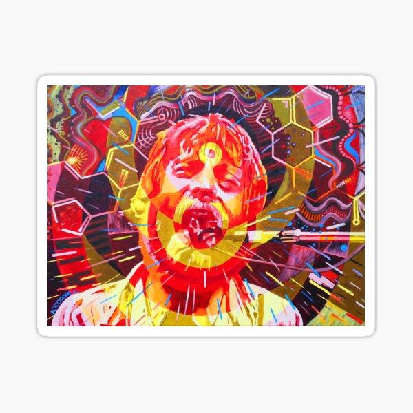 Brent Mydland 2 Sticker