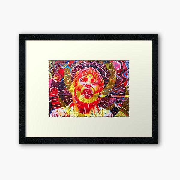 Brent Mydland 2 Framed Art Print