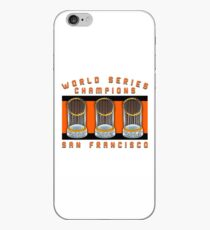 World Series Champions  iPhone Case