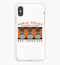 World Series Champions  iPhone Case/Skin