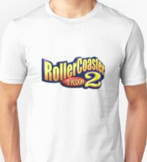 Roller Coaster Tycoon T-Shirt