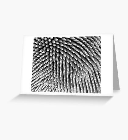 Pointy Greeting Card