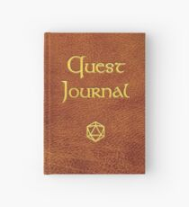 Quest Journal - Hardcover Hardcover Journal