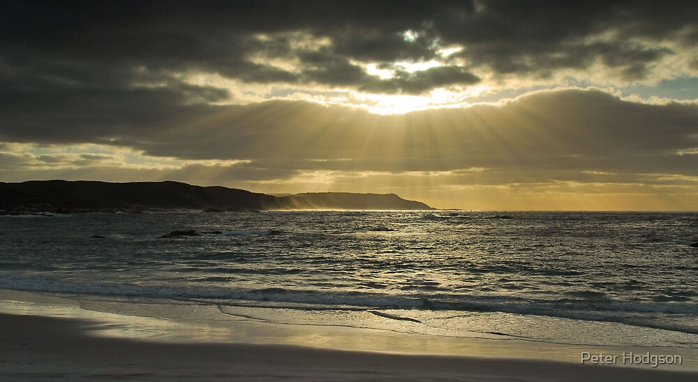 Sunrise Sunburst by Peter Hodgson