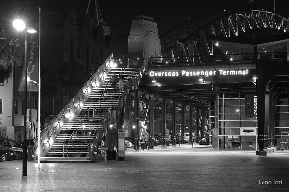 OPT Stairs by Gino Iori