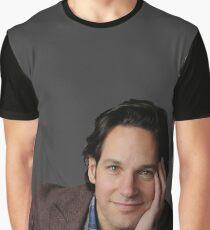 Paul Rudd Graphic T-Shirt