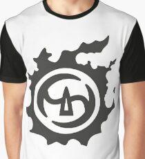 Final Fantasy 14 logo SAM Graphic T-Shirt