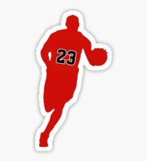 23 the Legend Sticker