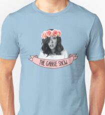The Gabbie Show flower crown  T-Shirt