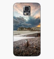 Storm At Freshwater Bay Case/Skin for Samsung Galaxy