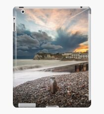 Storm At Freshwater Bay iPad Case/Skin