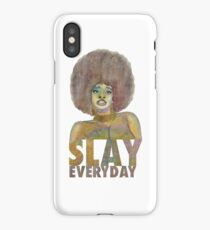 SLAY EVERYDAY iPhone Case