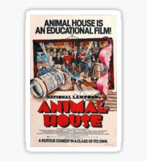 Classic- Animal House Sticker