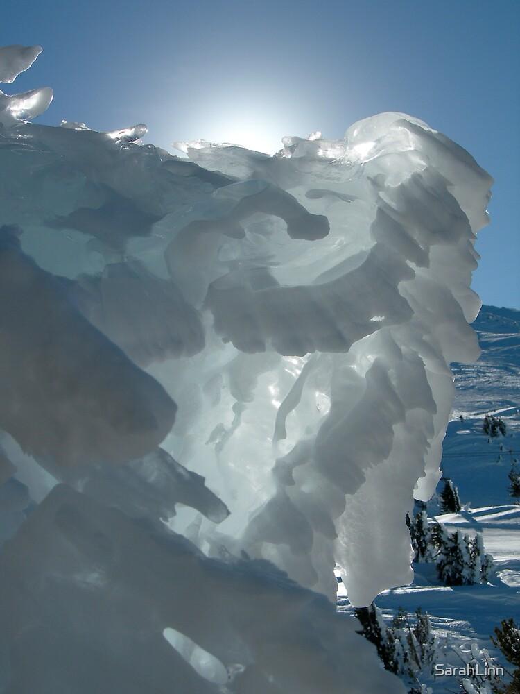Ice III by SarahLinn