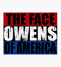 The Face of America Photographic Print
