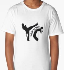 Capoeira Long T-Shirt