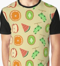 Fruitful Fun Graphic T-Shirt