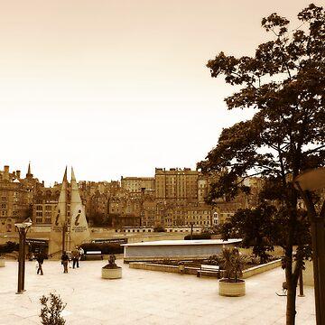Edinburgh by cynthiab
