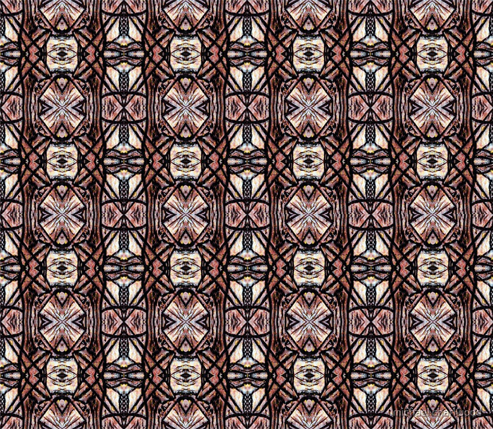 patterns of life - totem 4 by michael charlwood