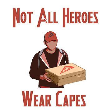 Pizza Hero by DanielPlease