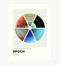 EPOCH - The Voyage Art Print