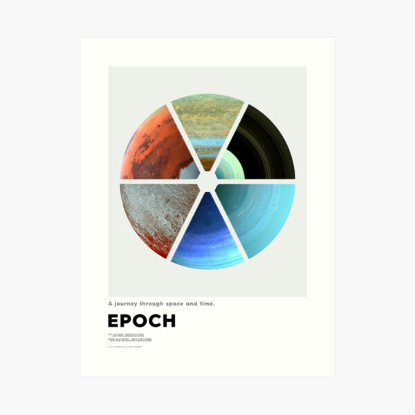 EPOCH - The Voyage Art Print