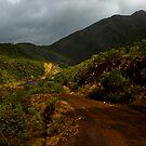 Rainbow Road by David Sundstrom