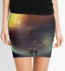 eye of the world Mini Skirt