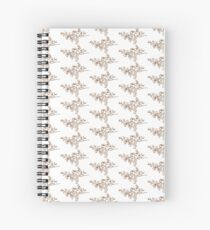 Maidenhair fern sketch Spiral Notebook