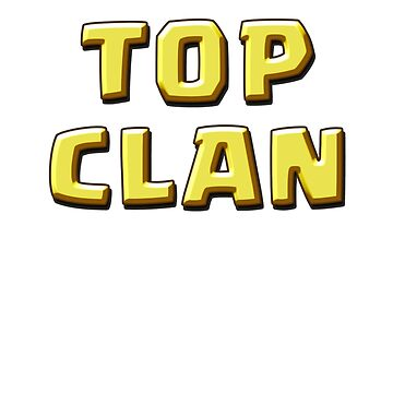 TOP CLAN by ADHDDESIGN