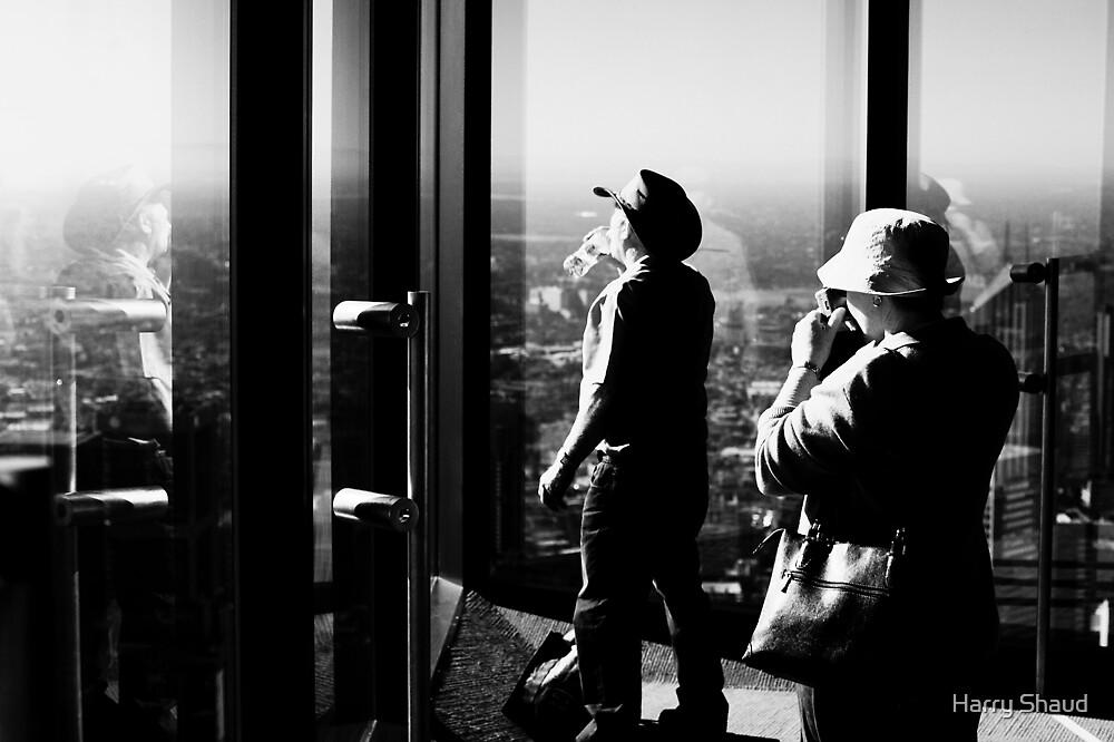 Eureka Tower by Harry Shaud