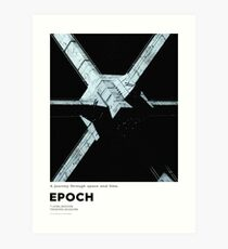EPOCH - The Vessel Art Print