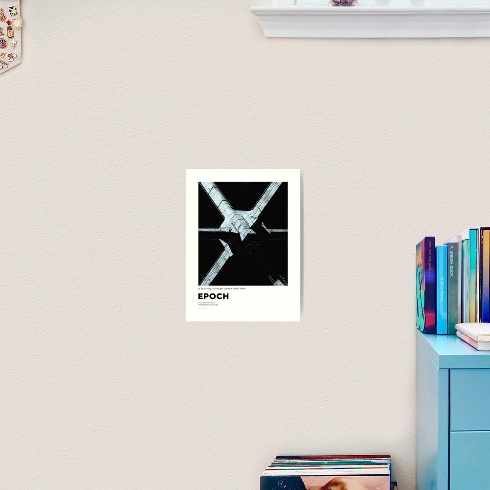 EPOCH - The Vessel Art Print