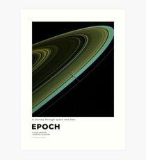 EPOCH - The Sixth Art Print