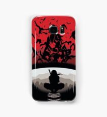"Uchiha Itachi (2) "" Dark "" | Naruto Samsung Galaxy Case/Skin"