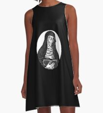 Hildegard von Bingen A-Line Dress