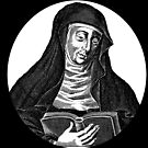 Hildegard von Bingen by Thornepalmer