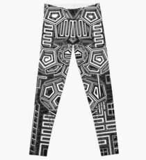 Dodecahedrons Leggings