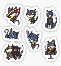 Persona 5 - Morgana Stickers Sticker