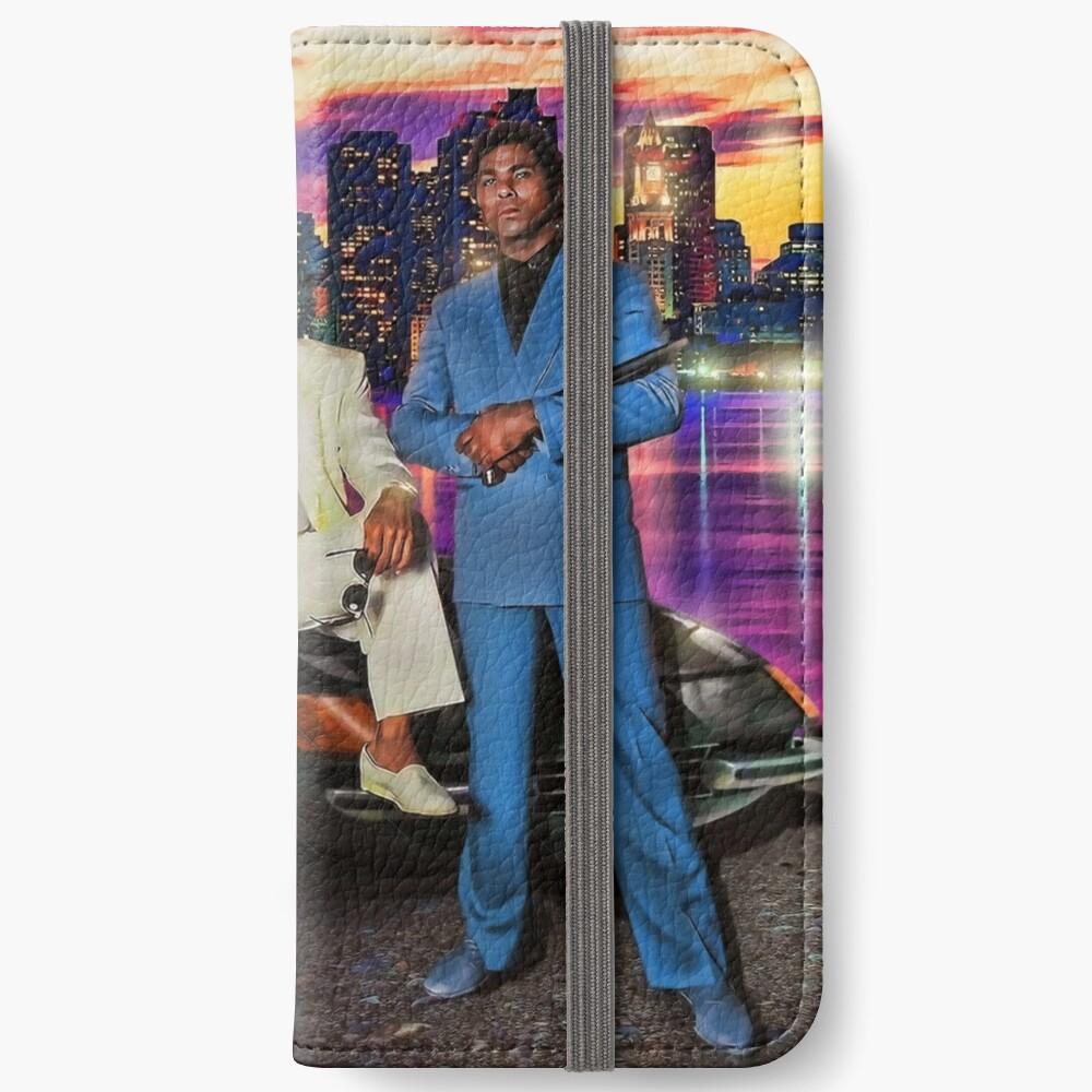 Miami Vice iPhone Flip-Case